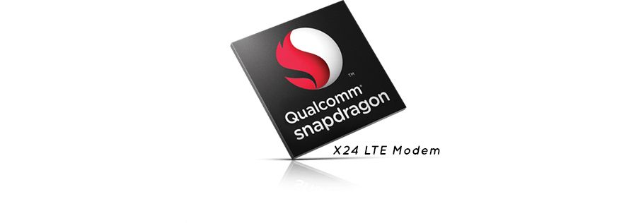 Qualcomm Snapdragon X24 actualizatumovil