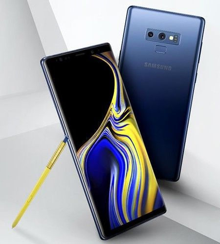 El Samsung Galaxy Note9