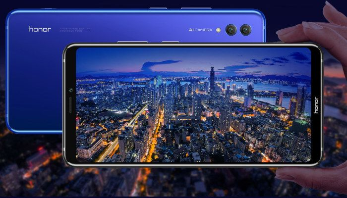 Honor Note 10 Portada