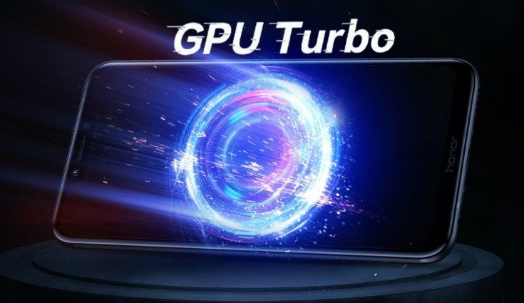 Gpu turbo en el honor 10
