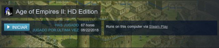 Age Of Empires II HD Edition - Steam Play