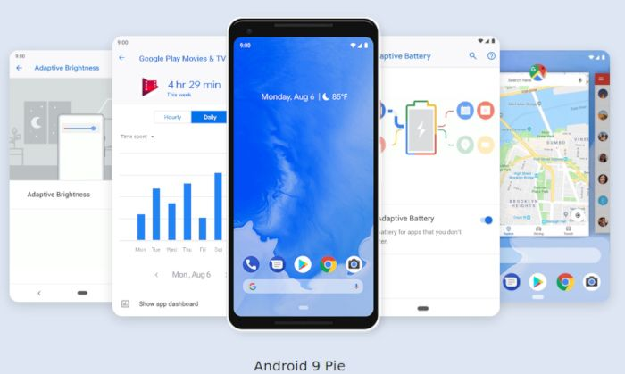 Android Pie - Android 9