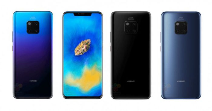 Colores del Huawei Mate 20 Pro