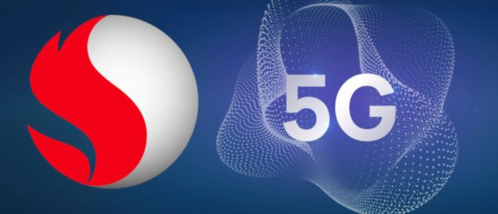 Qualcomm x50 modem 5G