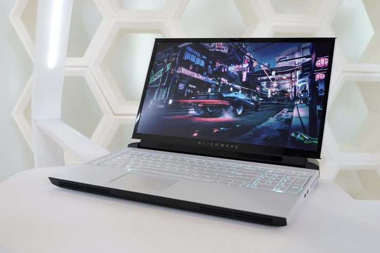 Alienware Area 51m
