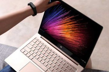 Xiaomi Mi Notebook Air 12.5 2