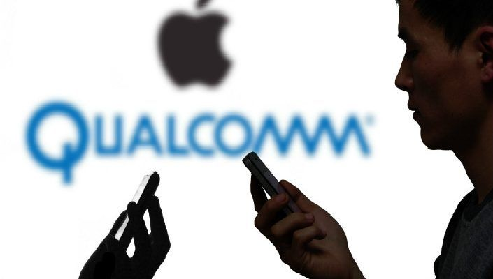 Appel y Qualcomm