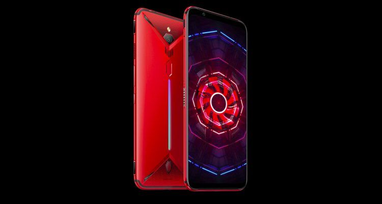 Nubia red magic mars 3