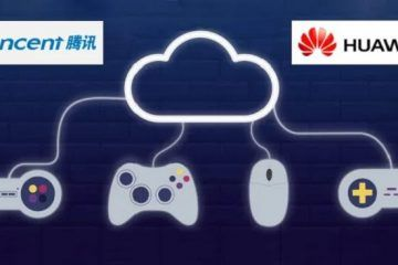 GameMatrix-Huawei-Tencent